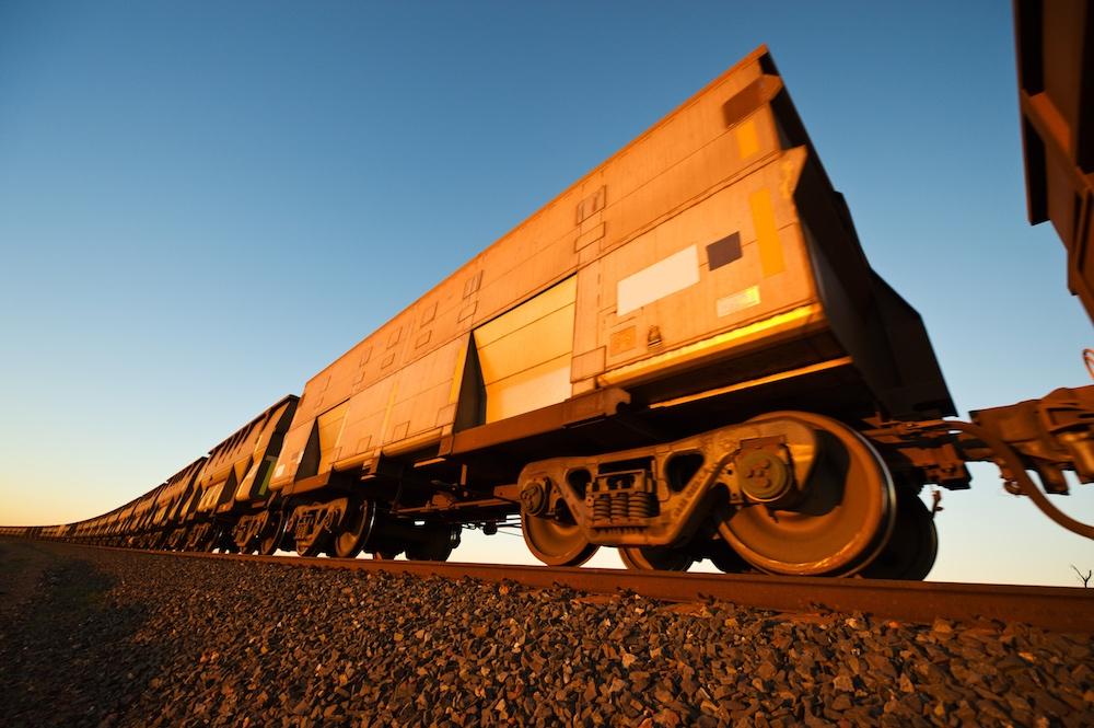 Mining-iron-ore